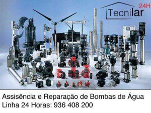 Tecnilar - Bomba de Água